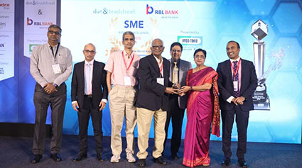 D&B SME Business Excellence Award